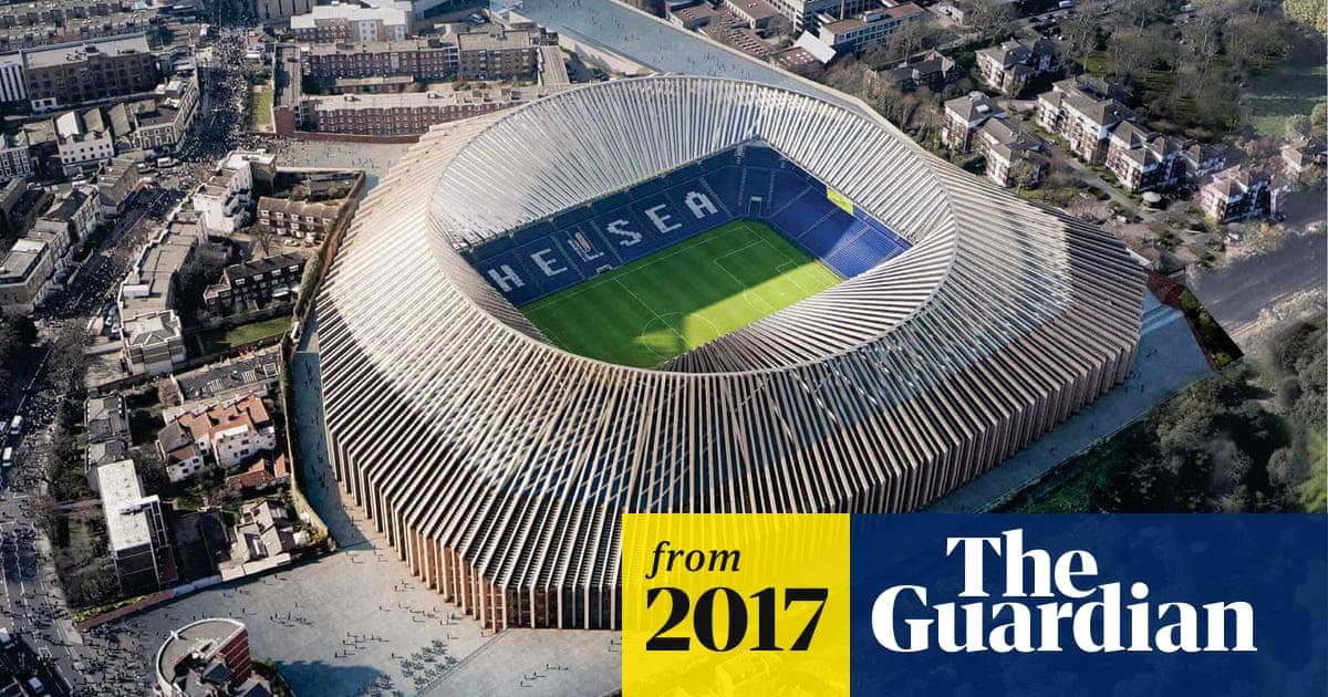 Chelsea get permission for new expanded Stamford Bridge stadium