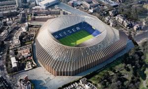 Stamford Bridge redevelopment