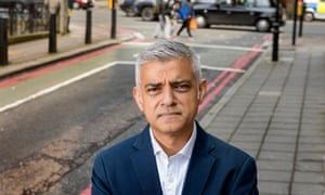 London mayor Sadiq Khan made the pedestrianisation of Oxford Street a flagship policy.