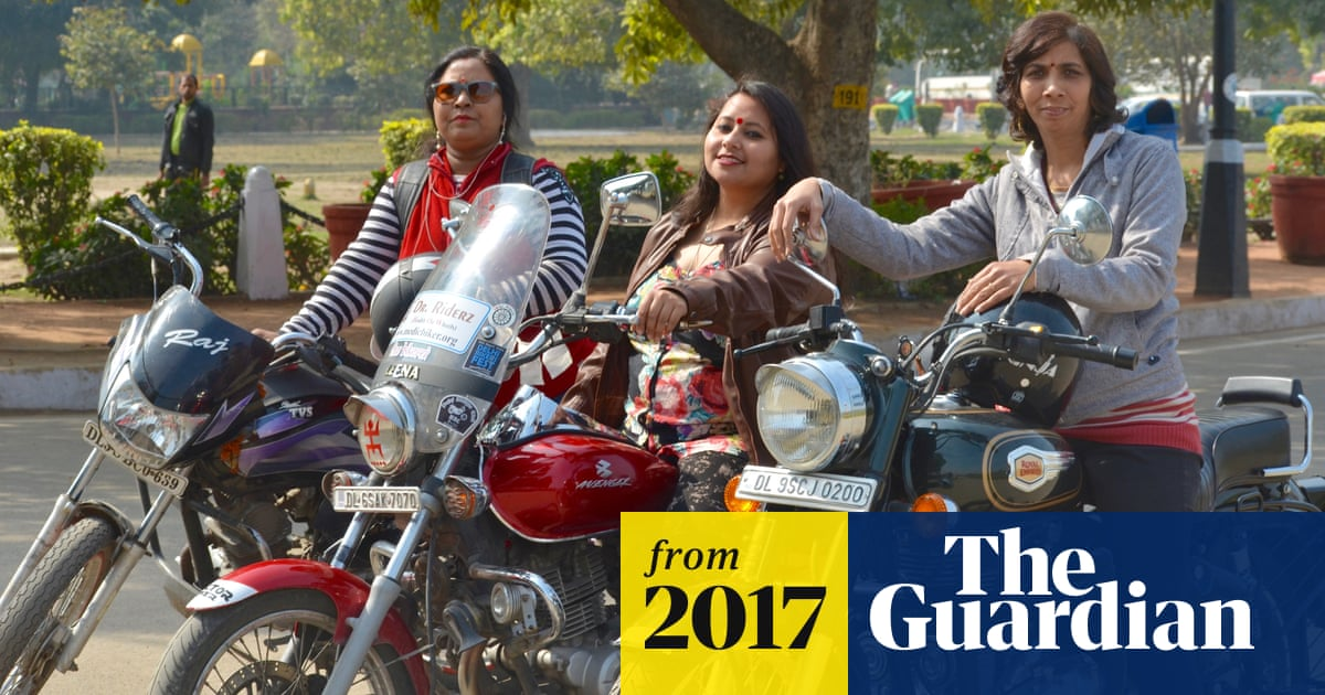 18de607b2e5 Rebels with a cause: the female biker clubs reclaiming Delhi's public space