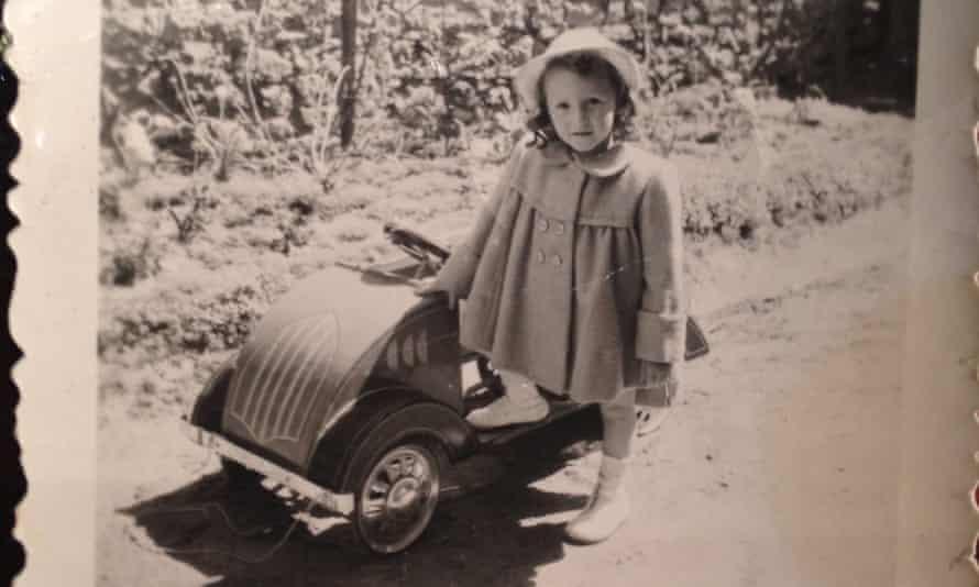 Orosz as a child