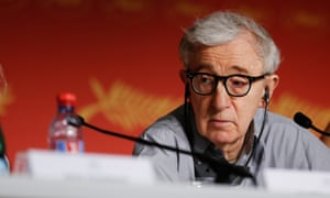 Woody Allen at Cannes