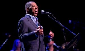 Ben E. King performs during the 34th Annual John Lennon Tribute Benefit Concert at Symphony Space 2014 in New York