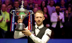 Judd Trump's victory was the most one-sided since John Higgins won the title in 2009 by the same 18-9 scoreline.