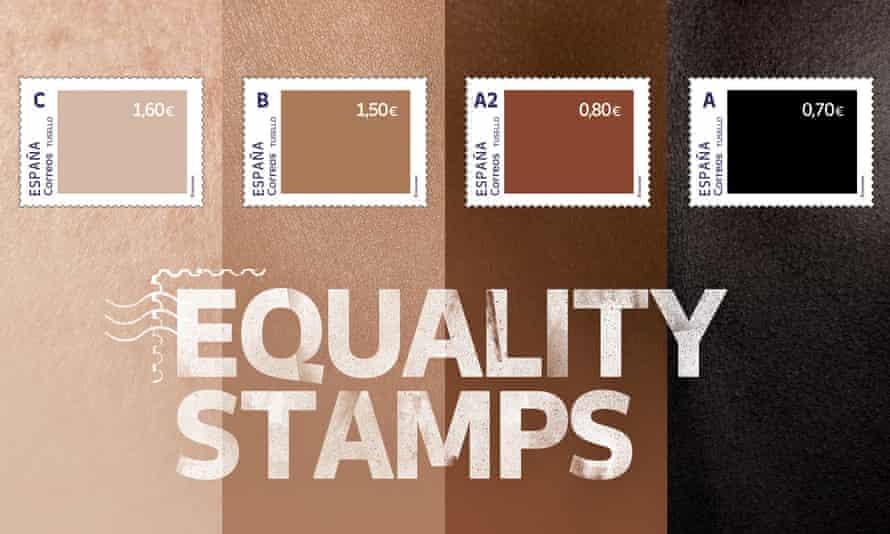 Equality stamps