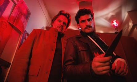 A weird, obsessively-made series ... Comrade Detective