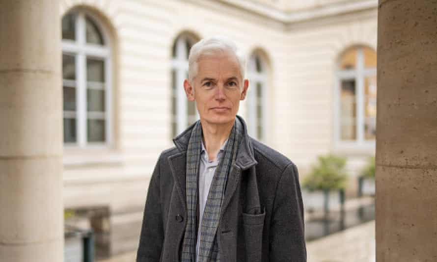 Prof Tim Gowers of Cambridge University