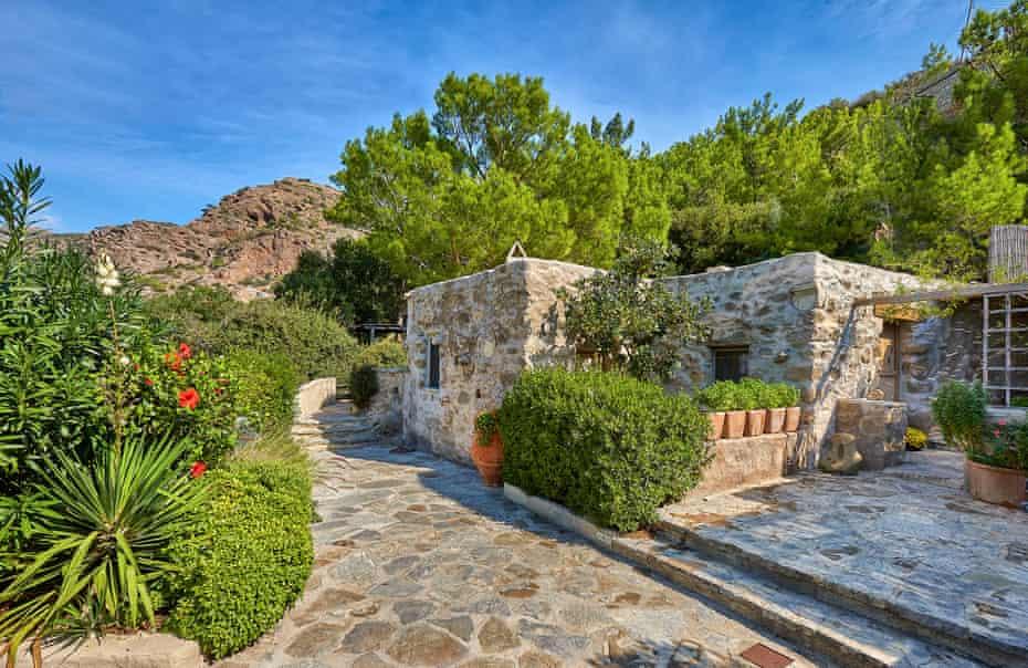 White River Cottages, Aspros Potamos Valley, Crete, Greece