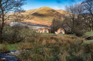 Howgills Hideaway set in the CumbriaYorkshire Dales