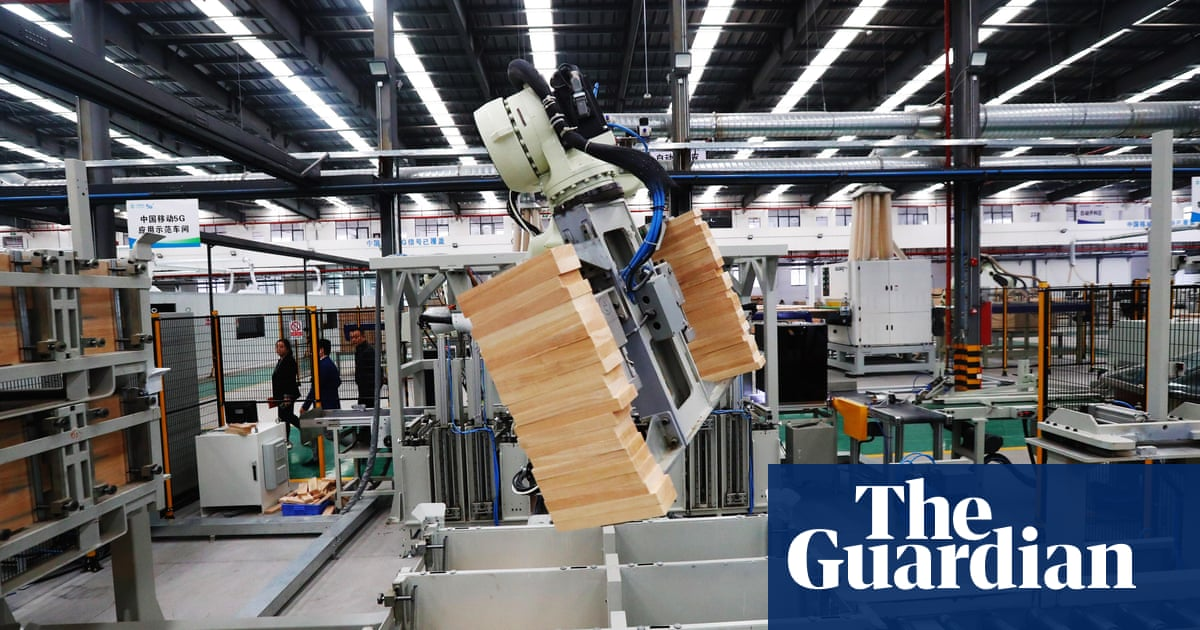 US Senate approves $50bn boost for computer chip and AI technology to counter China