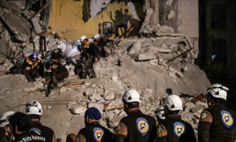 UK agrees to take in some White Helmets evacuated from Syria by Israel