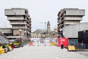 Birmingham City Library, Birmingham, Great Britain, 1969–1973, demolished in 2016