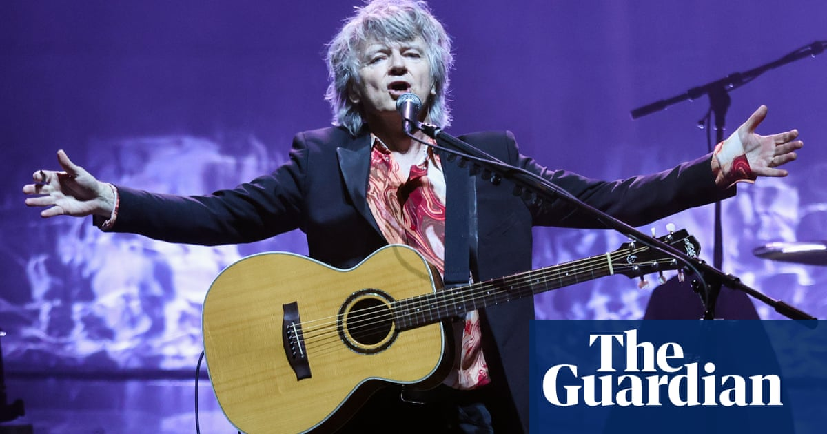 Neil Finn on the return of Crowded House: 'I am ultimately very optimistic about the world'