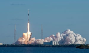 SpaceX successfully launches first US national security mission