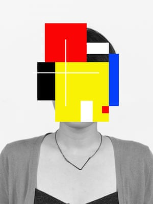 Deep Face by Douglas Coupland (2015)