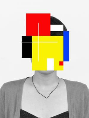 Deep Face by Douglas Coupland (2015)