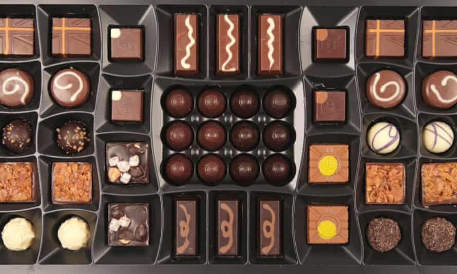 Hotel Chocolat's Signature box