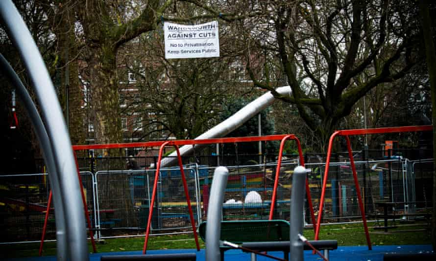 Battersea Park to be demolished.
