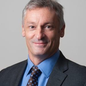 Nick Petford, vice-chancellor of Northampton University
