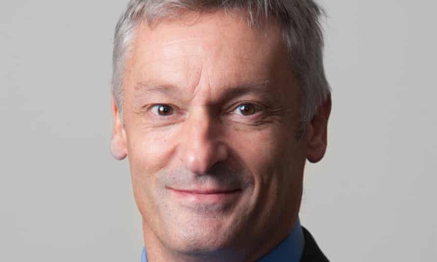 Nick Petford, vice-chancellor Northampton University