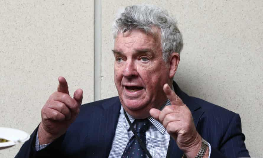 Former Nationals senator Ron Boswell