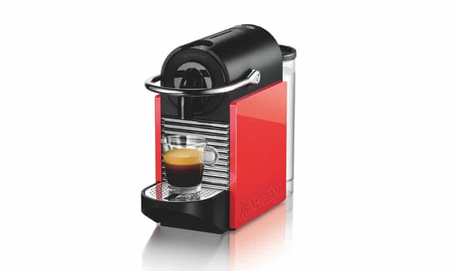 Nespresso Magimix Pixie, £139nespresso.com