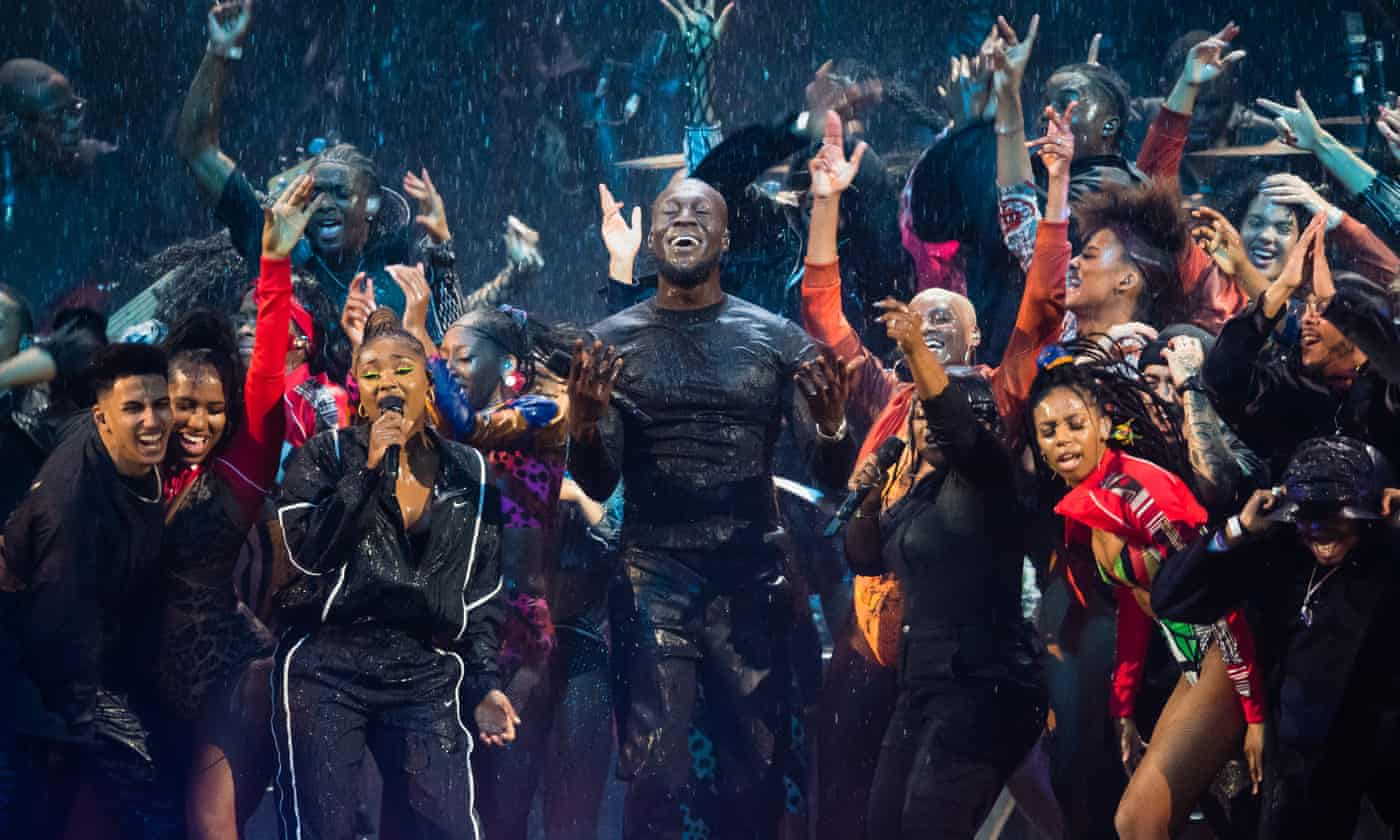 The Brit awards have become a platform for black politics – and brilliance