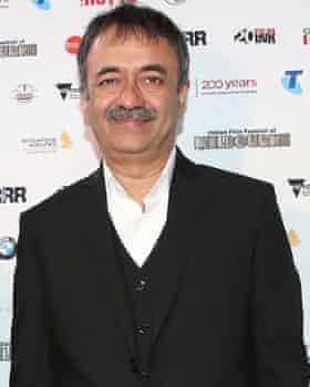 Rajkumar Hirani, the director of Sanju.