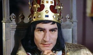 Richard III (played here by Laurence Olivier)