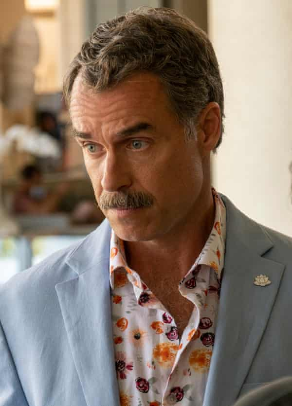 Murray Bartlett as Armond in The White Lotus