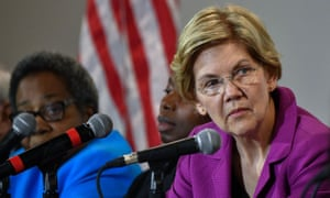 Elizabeth Warren: 'The House should initiate impeachment proceedings against the president of the United States.'