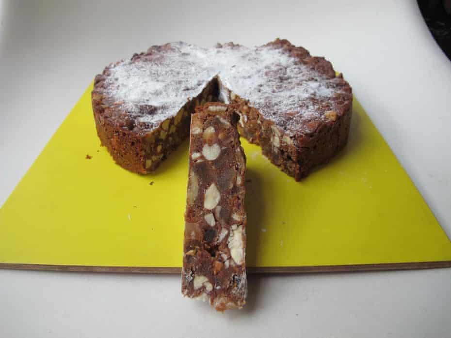 The perfect panforte.