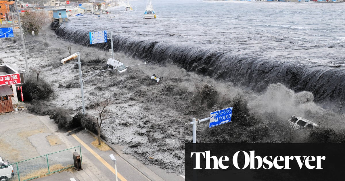 How Climate Change Triggers Earthquakes Tsunamis And