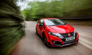 Flash drive: the Type R's acceleration is deadly.