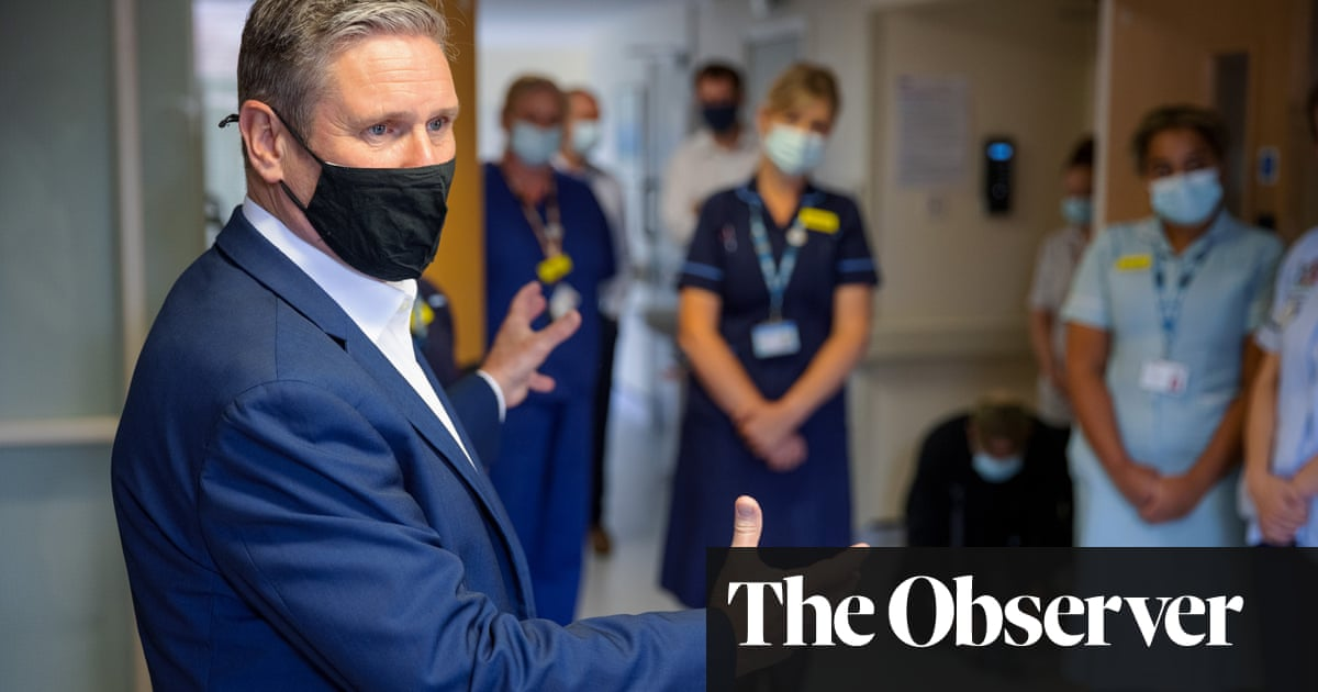 Pressure grows on Starmer to back tax on rich to pay for social care