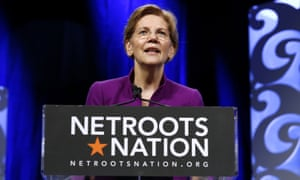 Elizabeth Warren at Netroots
