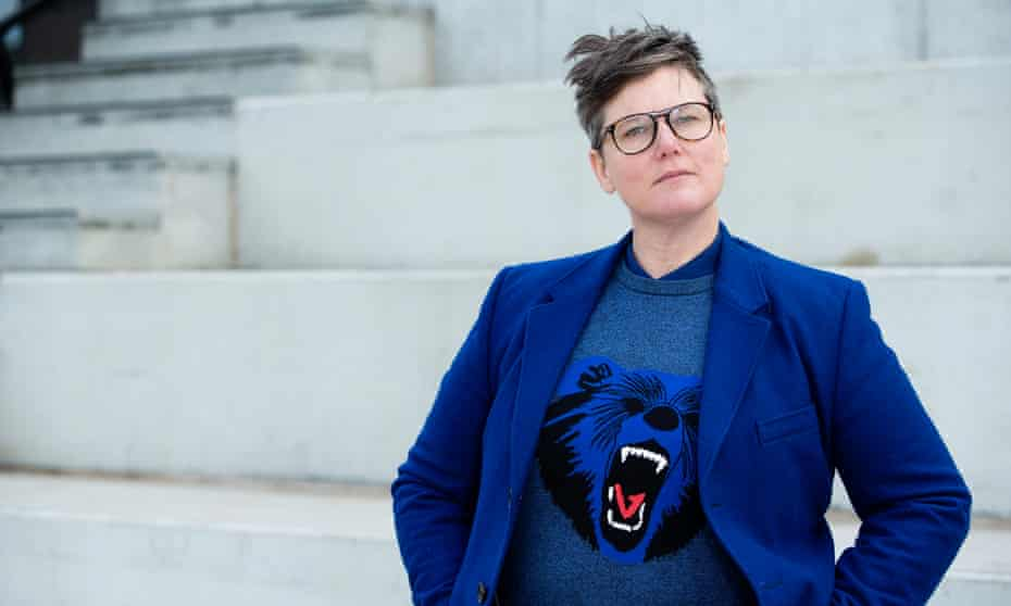 'Now everyone wants a piece of the Gads' … Hannah Gadsby in Melbourne, Australia.
