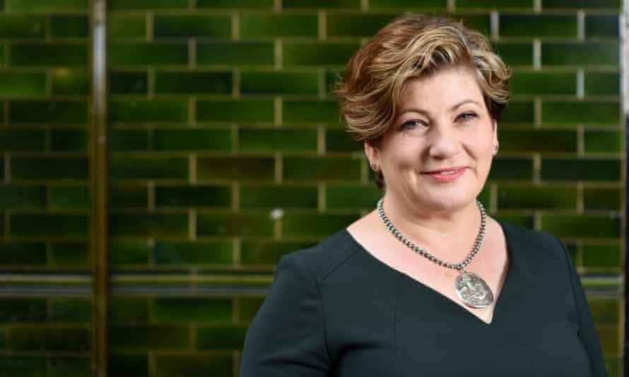 Emily Thornberry - Labour MP