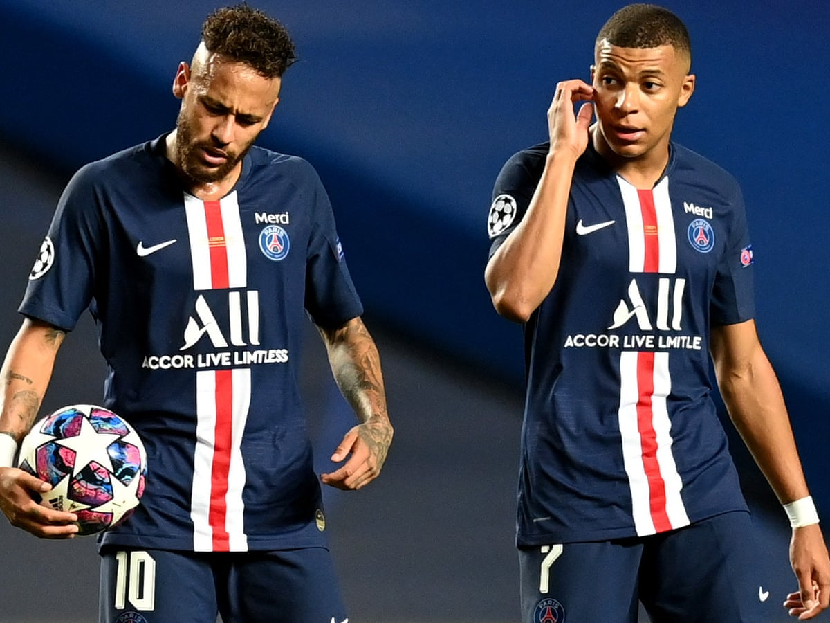 Psg Are Learning That Star Studded System Does Not Guarantee Glittering Prizes Jonathan Liew Football The Guardian