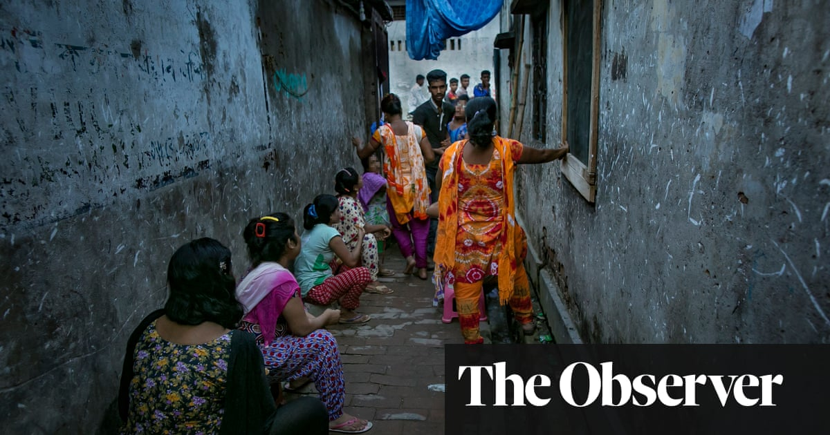 The living hell of young girls enslaved in Bangladesh's brothels