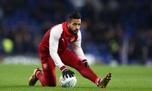Theo Walcott has made just 15 appearances for Arsenal this season and is now wanted by Everton during the current transfer window