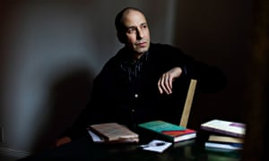 James Lasdun: 'I don't feel terribly engaged with poetry at the moment'