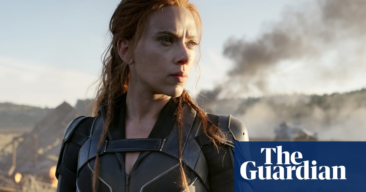 Scarlett fever: why Black Widow has sparked a trend for red hair