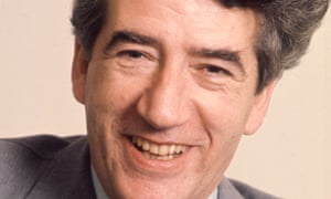 Donald Grattan in 1974. He was a bold but careful planner and a wily operator within BBC bureaucracies.