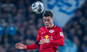 Patrick Schick has moved from Roma to Bayer Leverkusen after a successful loan spell at RB Leipzig last season.