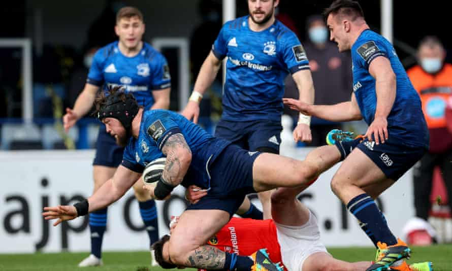 Champions Cup favourites Leinster face a trip to Exeter on Saturday.