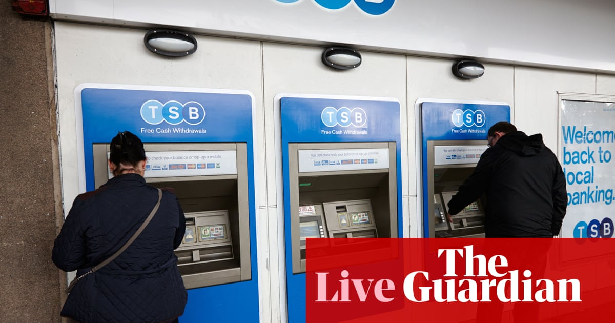 TSB crisis: Customers get compensation, as IBM experts fly in - as