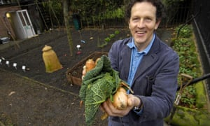 Monty Don said that TV's The Good Life promoted a lifestyle that can cause long-term ill health.