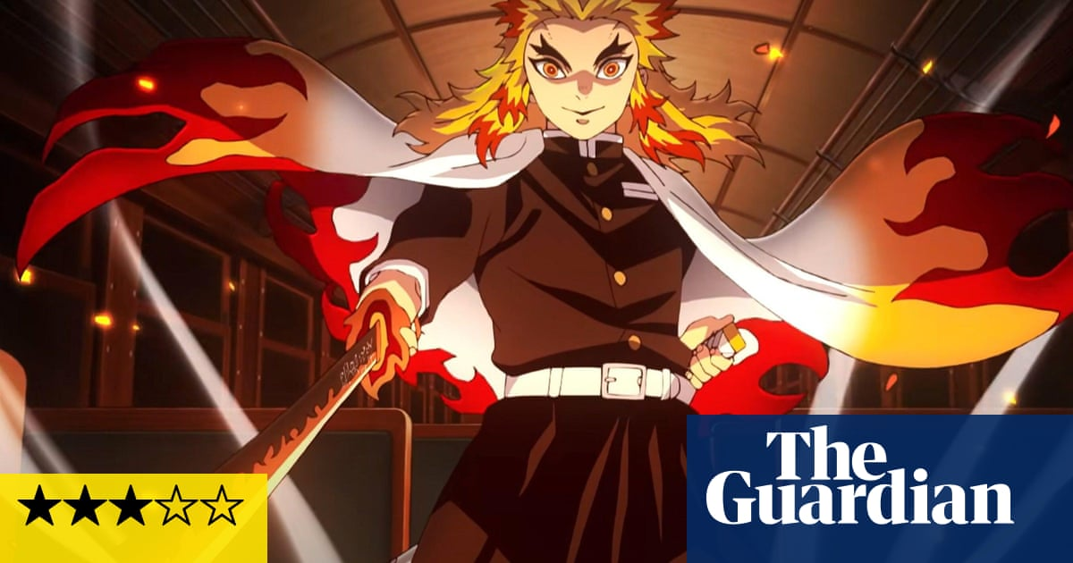 Demon Slayer the Movie: Mugen Train review – an anime fever dream