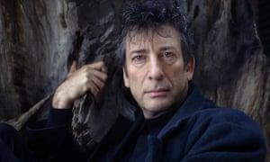 Neil Gaiman, author, in New York